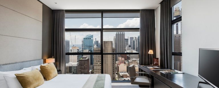 Fraser Suites Sydney Review