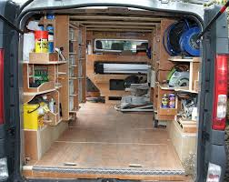 Benefits of a Van Rack.