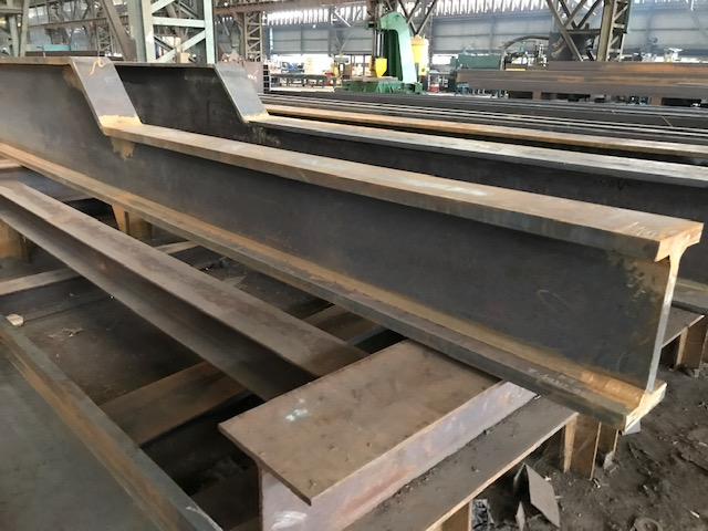 What are Welded Columns?