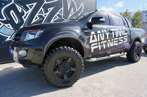 How to Pick the Right 4×4 Wheels Australia